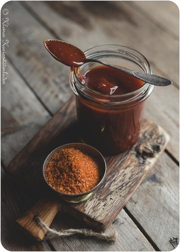 Rezept BBQ-Sauce und BBQ-Rub