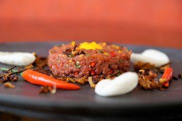Rezept Beef Tatar asiatisch