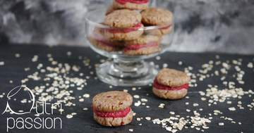 Rezept Beeren-Macarons