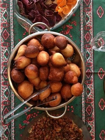 Rezept Beignets soufflés (Fettgebäck aus Kamerun)