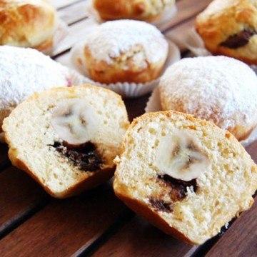 Rezept Berliner Muffins