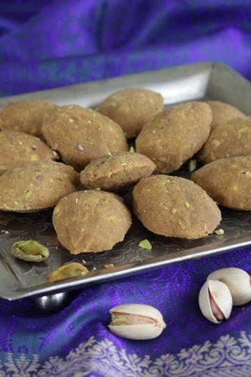 Rezept Besan Laddu - Indisches Kichererbsenkonfekt