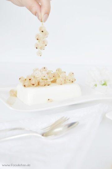 Rezept Beschwipste Joghurt-Terrine