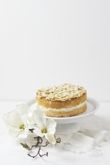 Rezept Bienenstich Torte
