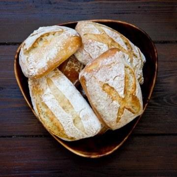 Rezept Biga-Brötchen