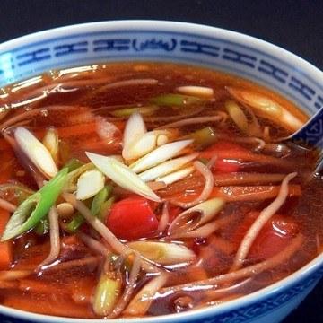 Rezept Bihunsuppe