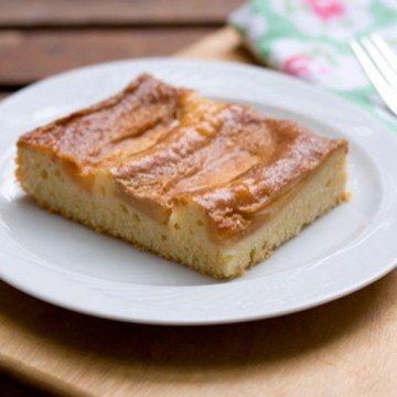 Rezept Bilker Apfelschmandkuchen