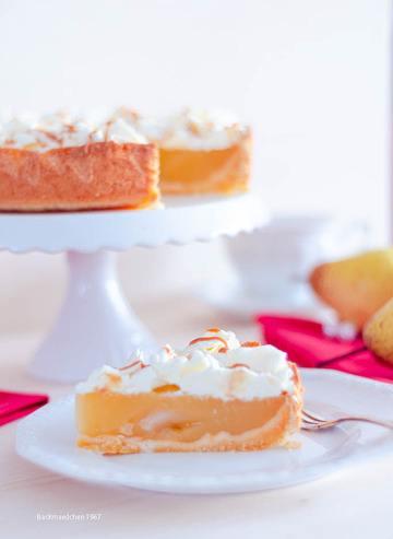 Rezept Birnen-Karamell-Kuchen