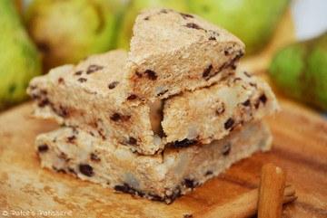 Rezept Birnen-Schokoladen-Scones mit Zimt