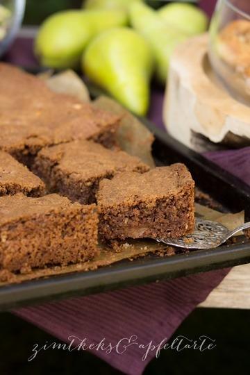 Rezept Birnen-Schokoladenkuchen