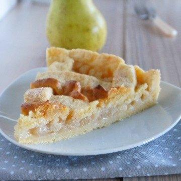 Rezept Birnen-Zimt-Pie