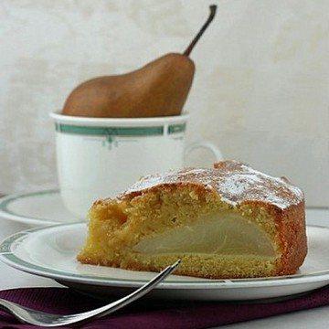 Rezept Birnenkuchen