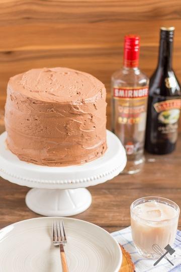 Rezept Black Russian Torte