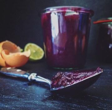 Rezept Blaubeer-Curd