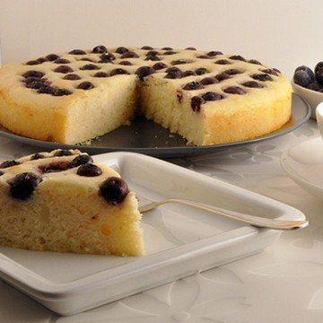 Rezept Blaubeer Ricotta Kuchen