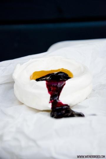 Rezept Blaubeer-Zitronen-Pavlova