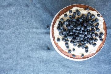 Rezept Blaubeerkuchen