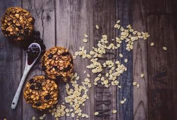 Rezept Blaubeermuffins gluten- und zuckerfrei
