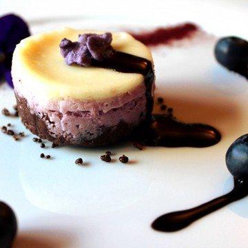 Rezept Blaubeertürmchen mit Crema di balsamico