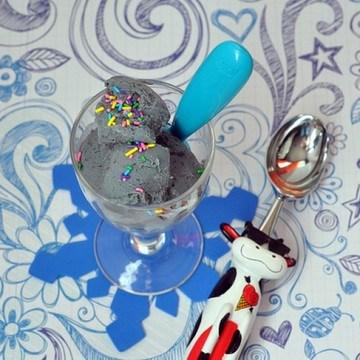 Rezept Blaues Eis