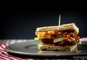 Rezept BLT Sandwich