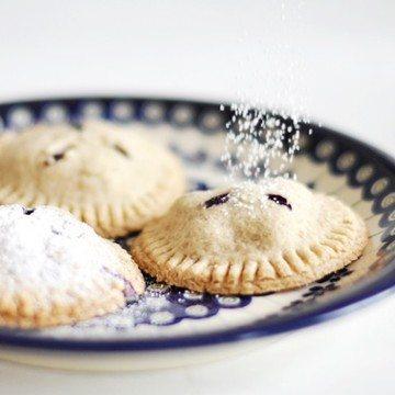 Rezept Blueberry Hand Pies