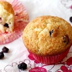 Rezept Blueberry-Zitronen-Muffins