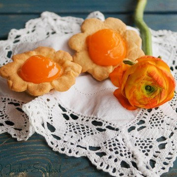 Rezept Blumen-Tartelettes