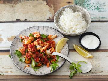 Rezept Blumenkohl-Curry