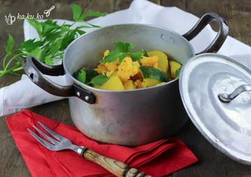 Rezept Blumenkohl-Kartoffel-Topf