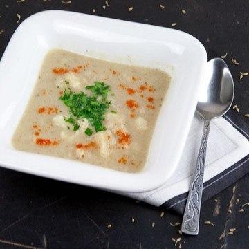 Rezept Blumenkohl Suppe mit Anis