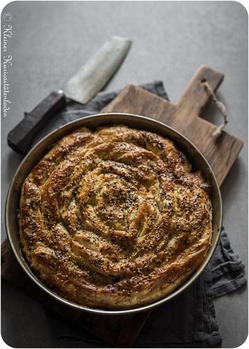 Rezept Börek mit Spinatfüllung