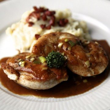 Rezept Bourbon Chicken