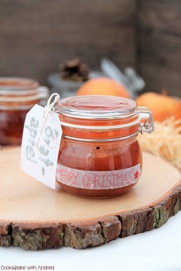 Rezept Bratapfel-Marmelade [vegan]