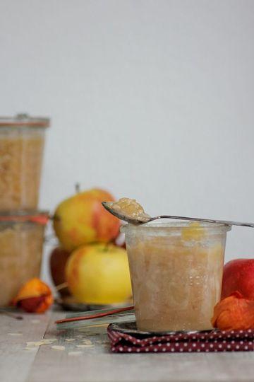 Rezept Bratapfel-Marmelade