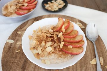 Rezept Bratapfel Porridge // Roasted Apple Porridge