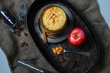 Rezept Bratapfel-Smoothie vegan