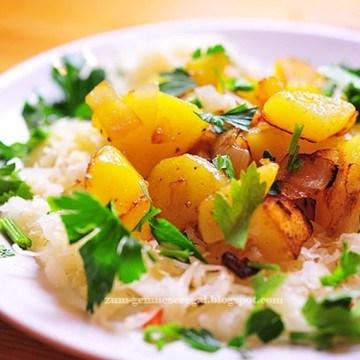 Rezept Bratkartoffeln