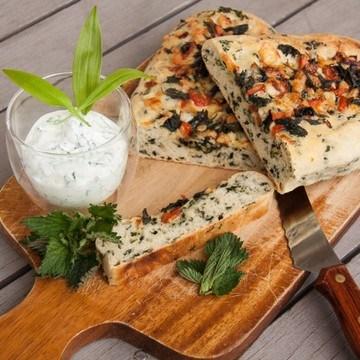 Rezept Brennessel-Kulinarik
