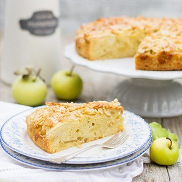 Rezept Bretonischer Apfelkuchen