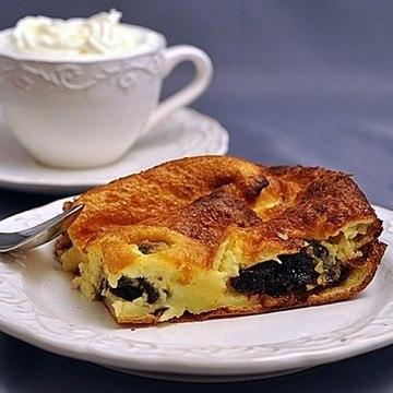 Rezept Bretonischer Pflaumenkuchen