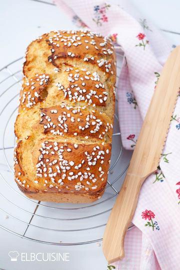 Rezept Brioche für ein himmlisches Frühstück!