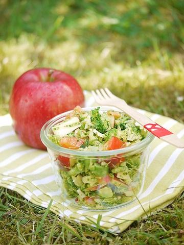 Rezept Brokkoli als Salat – ein Geheimtipp nicht nur für Thermomix-Besitzer!