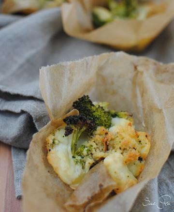 Rezept Brokkoli Gouda Muffins