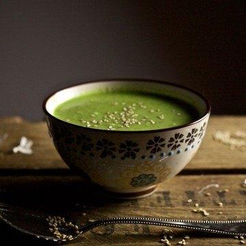 Rezept Brokkoli-Kokossuppe