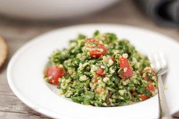 Rezept Brokkoli Taboulé