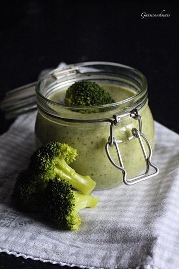 Rezept Brokkolicremesuppe