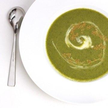 Rezept Brokkolisuppe mit Grünkern