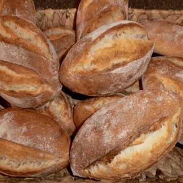 Rezept Brötchen mit Sauerteig & Vorteig