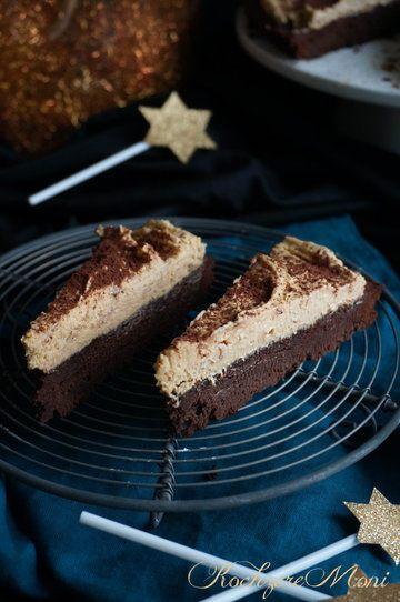 Rezept Brownie mit Erdnussbuttercreme Frosting